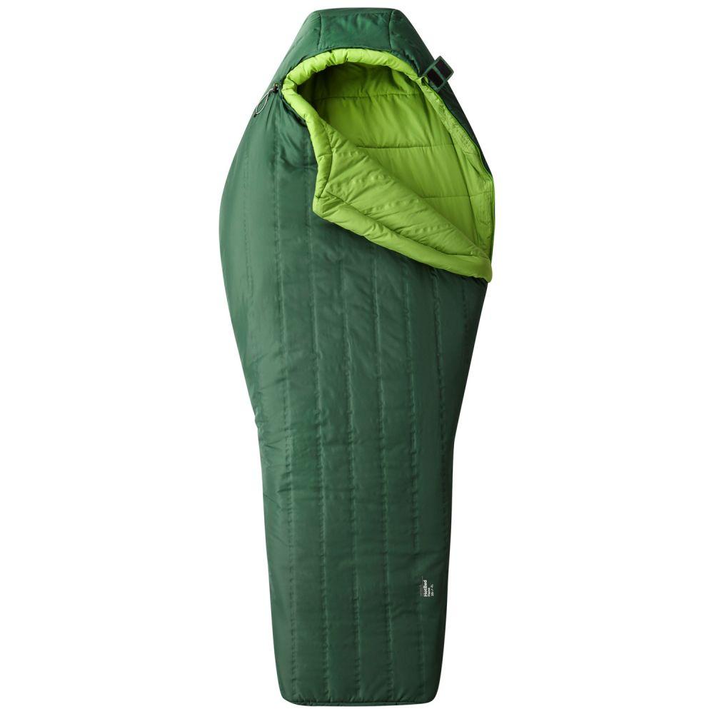 マウンテンハードウェア Mountain Hardwear メンズ ハイキング・登山【Hotbed Flame Sleeping Bag】Forest