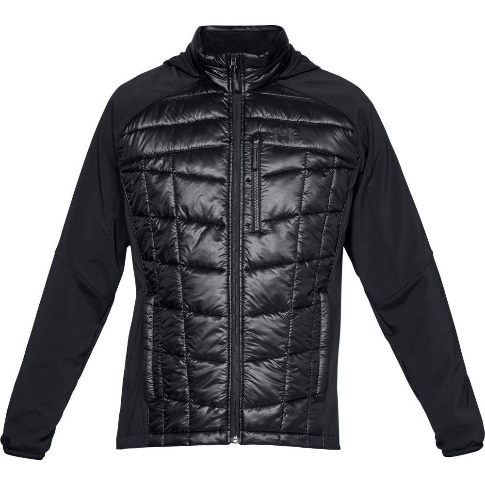 アンダーアーマー Under Armour メンズ スキー・スノーボード アウター【Encompass Hybrid Snowboard Jacket 2019】Black/Black/Charcoal