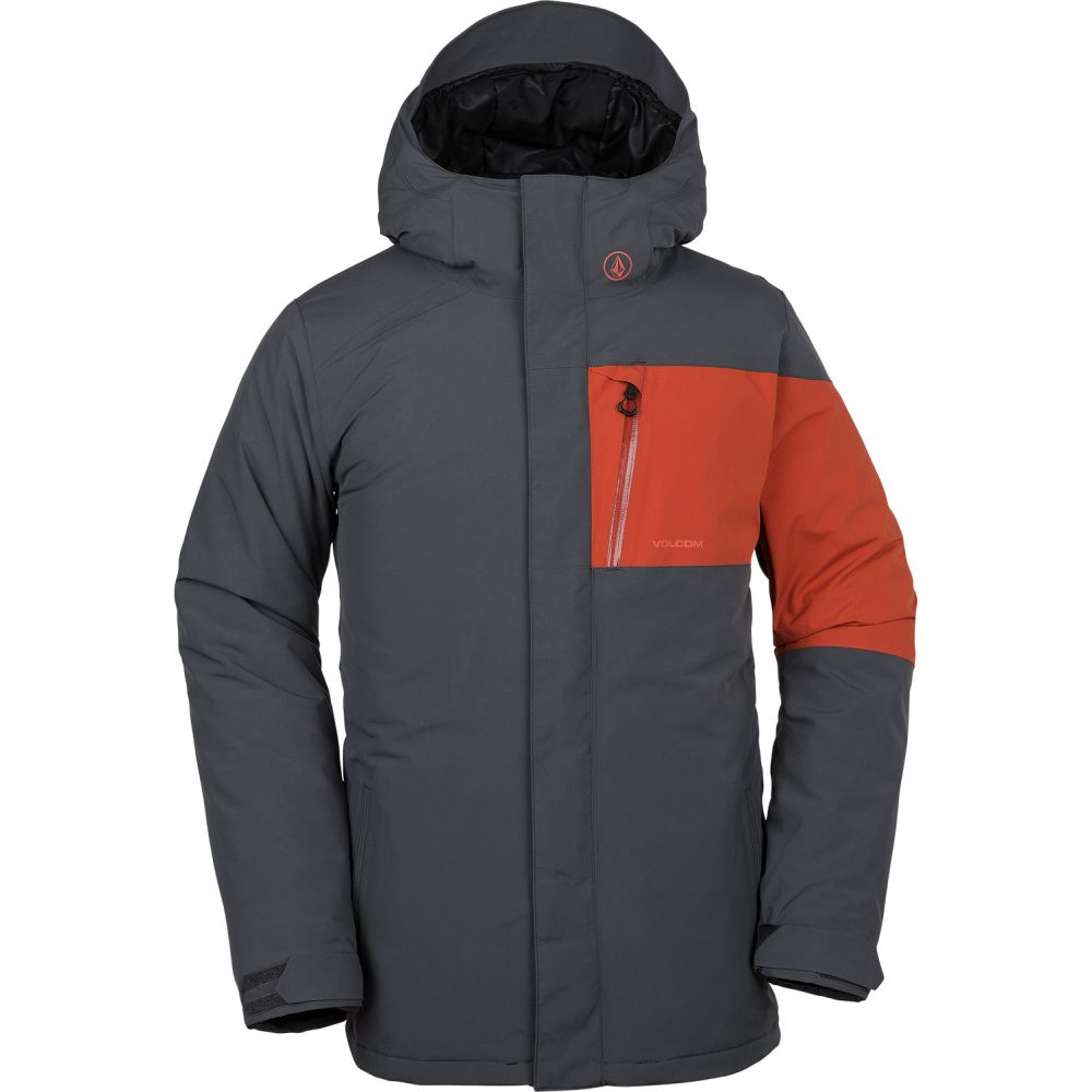 ボルコム Volcom メンズ スキー・スノーボード アウター【L Gore-Tex Snowboard Jacket 2019】Vintage Black