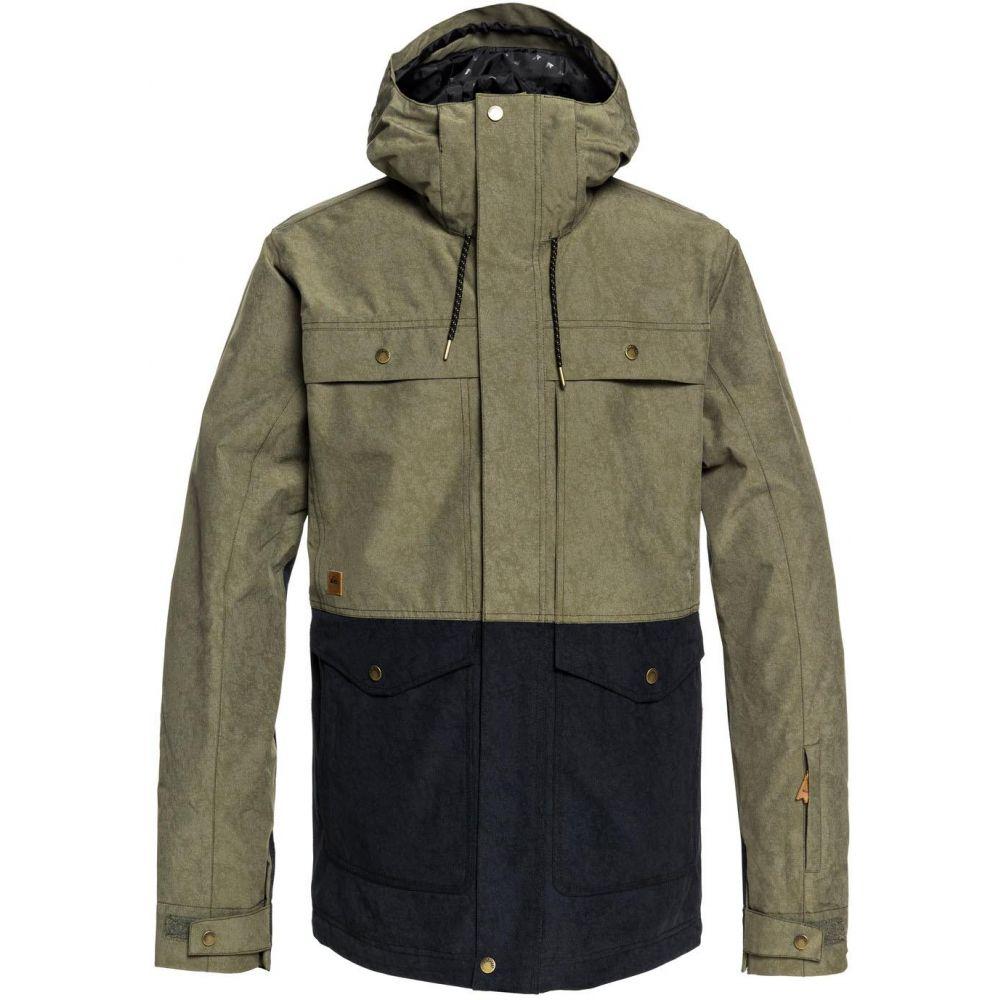 クイックシルバー Quiksilver メンズ スキー・スノーボード アウター【Horizon Snowboard Jacket 2019】Grape Leaf