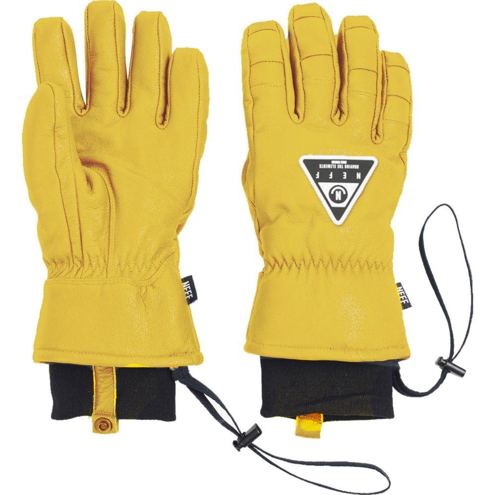 ネフ Neff メンズ スキー・スノーボード グローブ【Work Gloves 2019】Tan