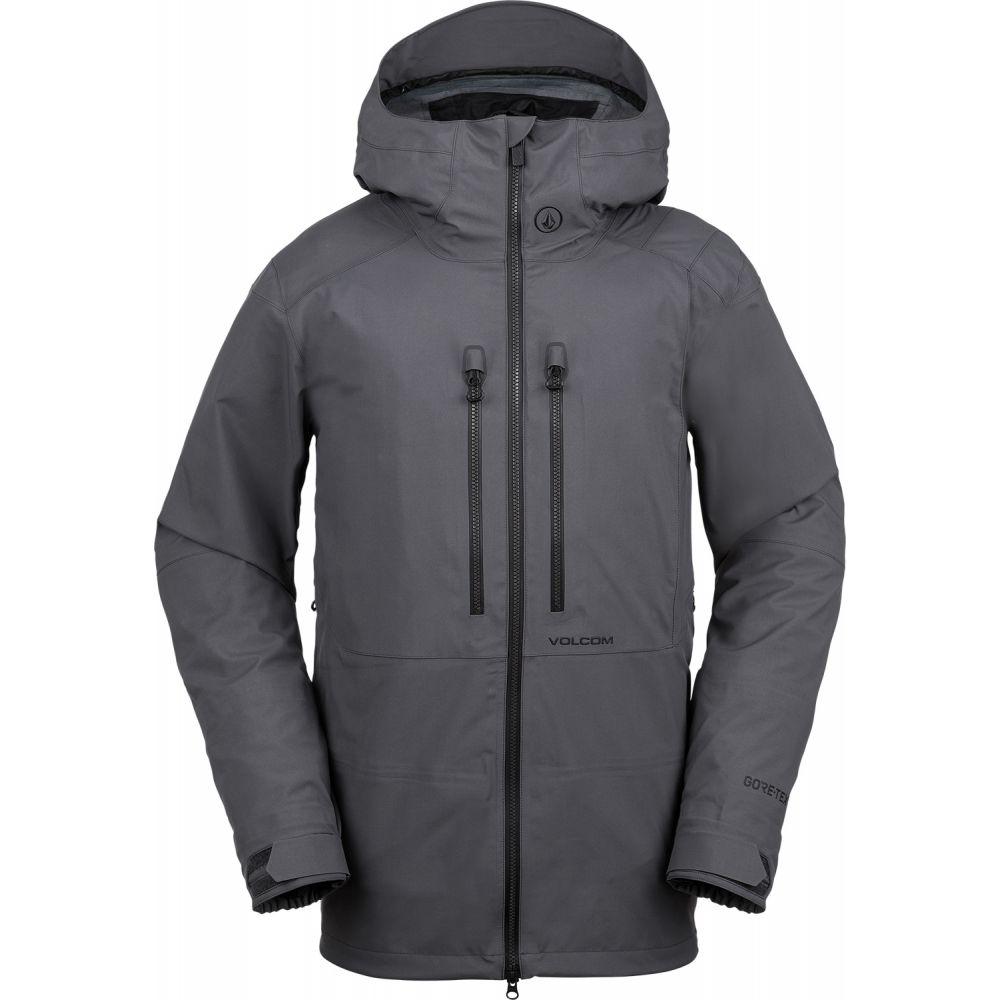 格安即決 ボルコム Volcom メンズ Black スキー 2019】Vintage・スノーボード Gore-Tex アウター【Guide Gore-Tex Snowboard Jacket 2019】Vintage Black, ブランドストリートリング:7ac51fda --- konecti.dominiotemporario.com