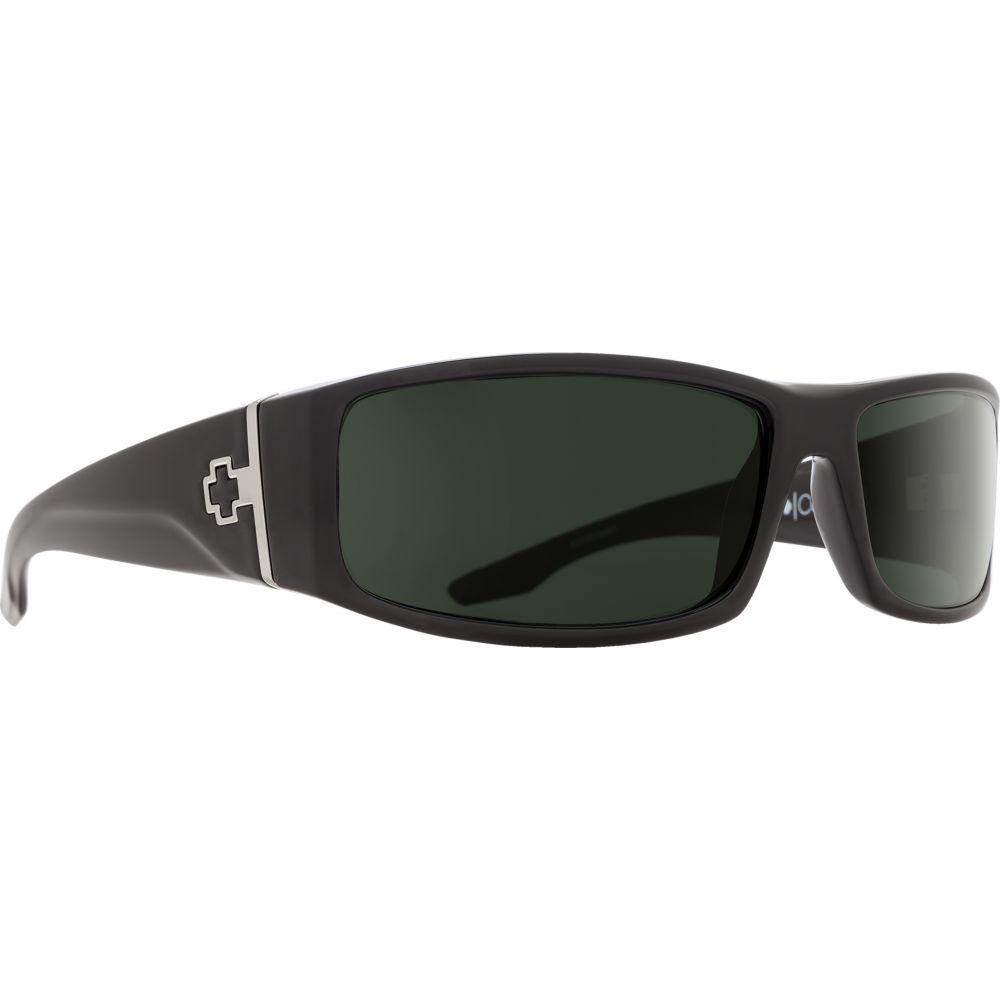 スパイ Spy メンズ メガネ・サングラス【Cooper Sunglasses】Black/Happy Grey Green Polarixed Lens