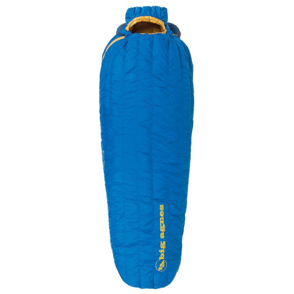 ビッグアグネス Big Agnes メンズ ハイキング・登山【Fish Hawk 30 Sleeping Bag】Blue