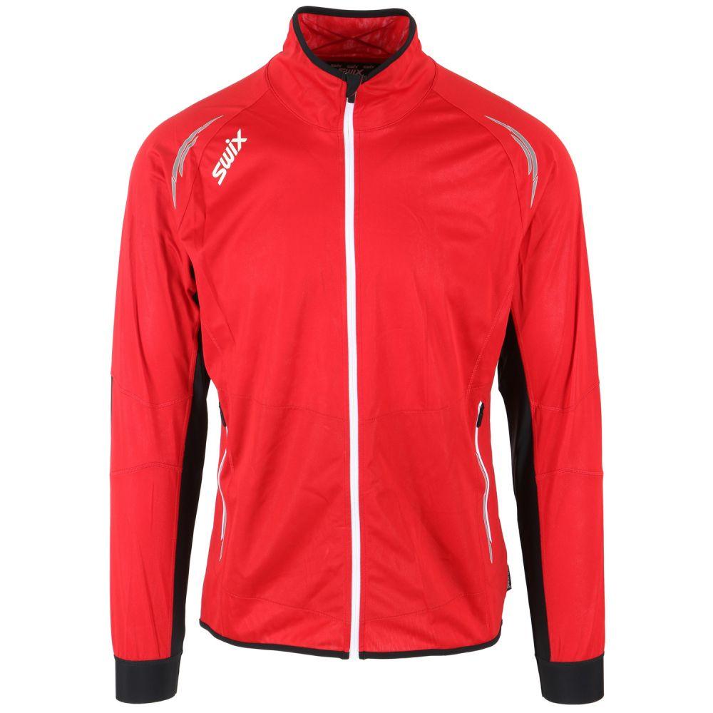 スウィックス Swix メンズ スキー・スノーボード アウター【Carbon X XC Ski Jacket】Red