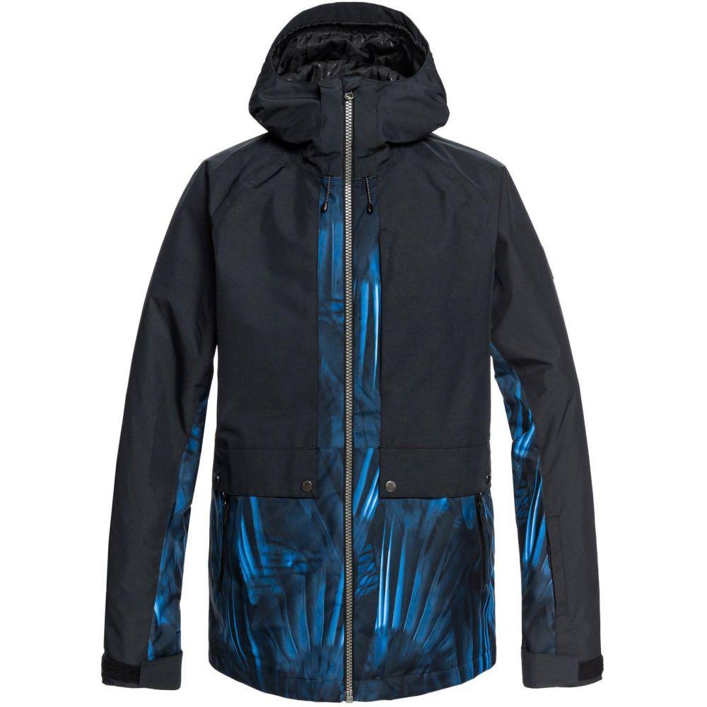 クイックシルバー Quiksilver メンズ スキー・スノーボード アウター【TR Ambition Snowboard Jacket 2019】Daphne Blue Stellar