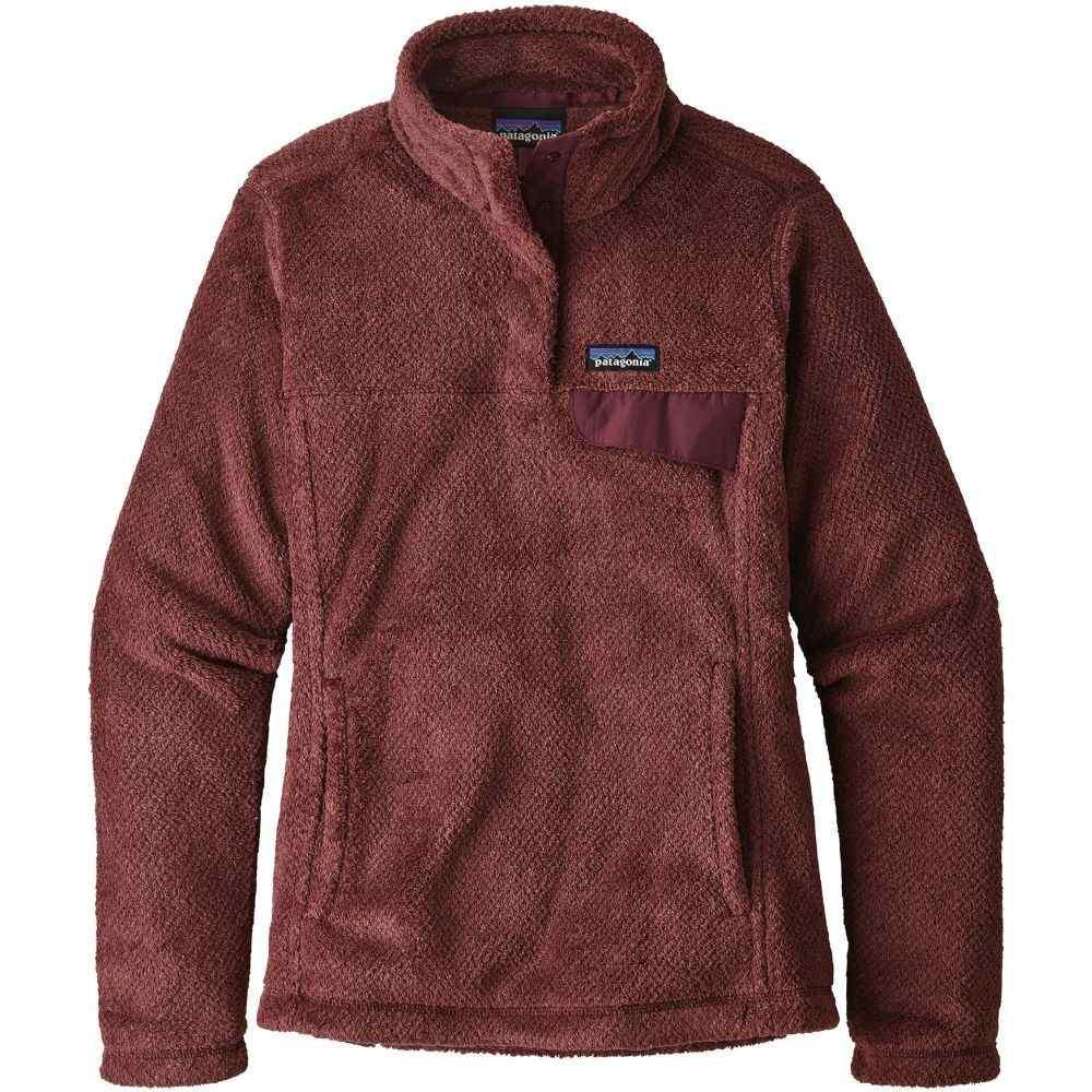 パタゴニア Patagonia レディース トップス フリース【Re-Tool Snap-T Pullover Fleece 2019】Kiln Pink/Dark Currant X-Dye