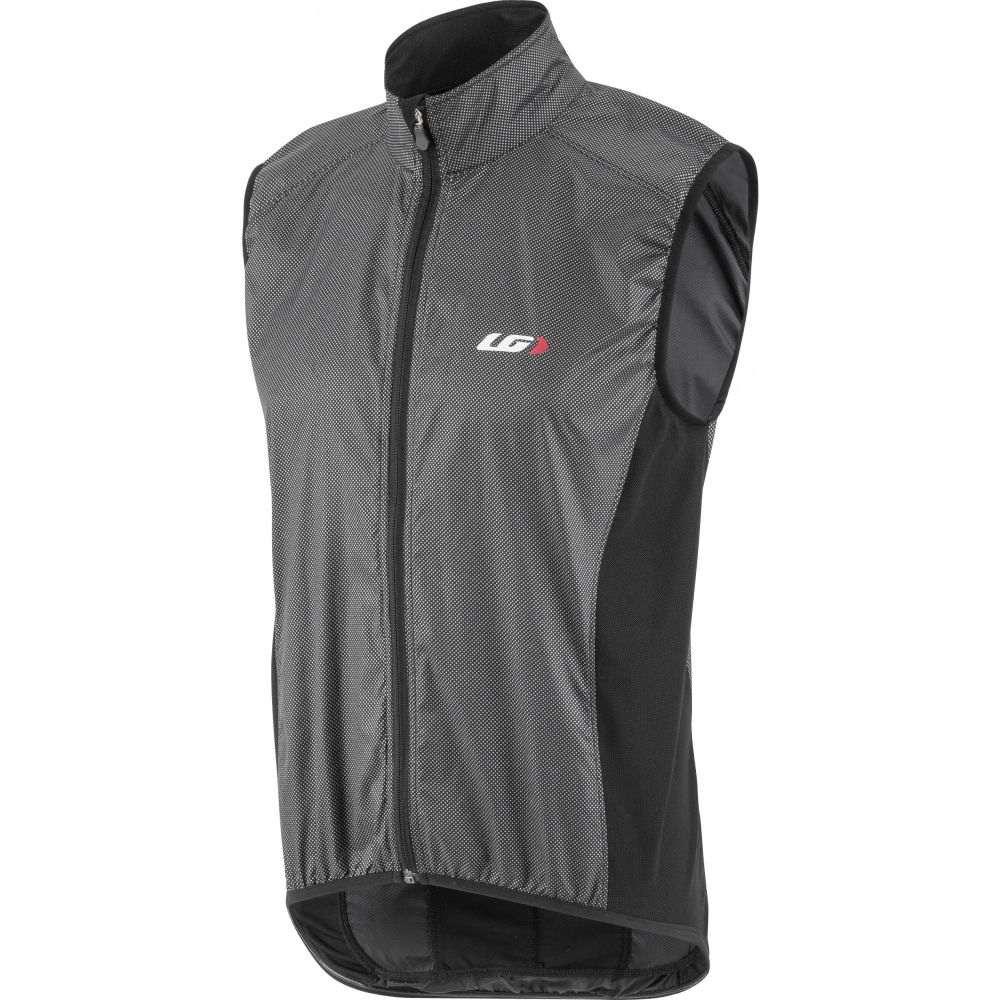 ルイガノ Louis Garneau メンズ 自転車 トップス【Blink RTR Bike Vest】Black