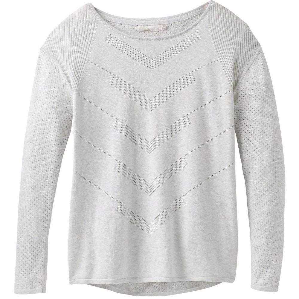 プラーナ Prana レディース トップス ニット・セーター【Mainspring Sweater】Bone Heather