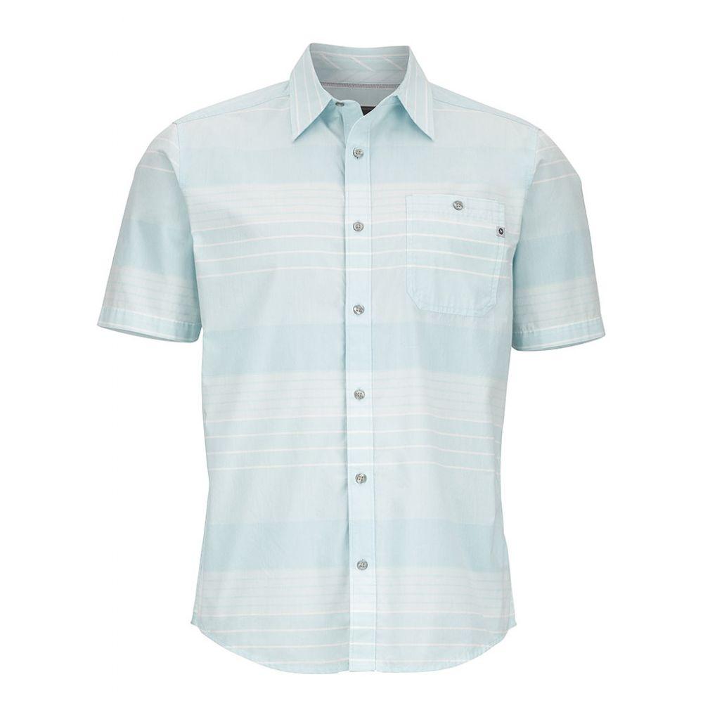 マーモット Marmot メンズ トップス シャツ【Pismo Shirt】Air Blue
