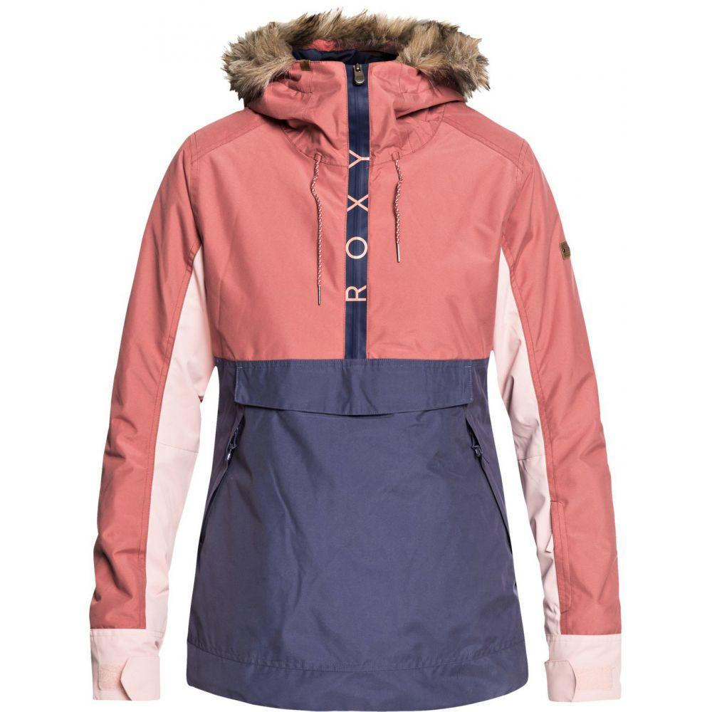 ロキシー Roxy レディース スキー・スノーボード アウター【Shelter Anorak Snowboard Jacket 2019】Dusty Cedar