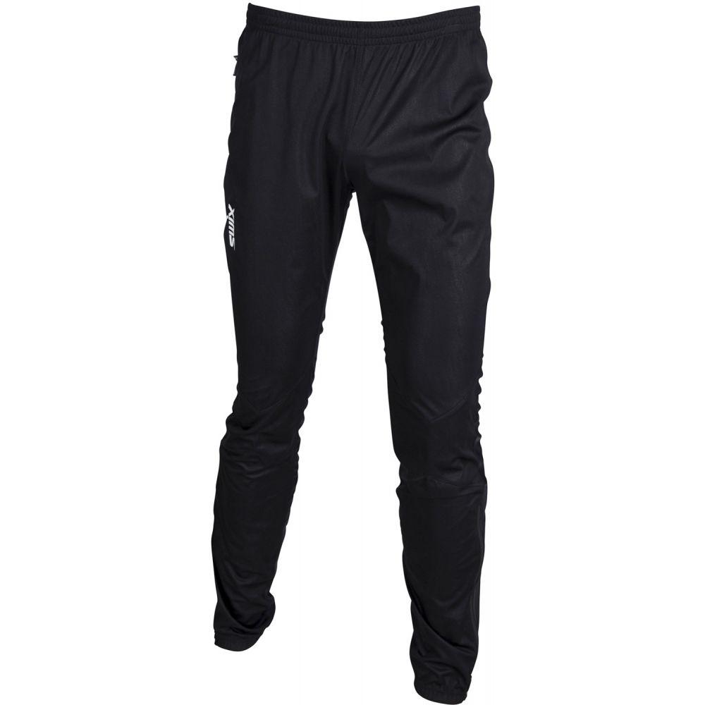 スウィックス Swix メンズ スキー・スノーボード ボトムス・パンツ【Carbon X XC Ski Pants】Black