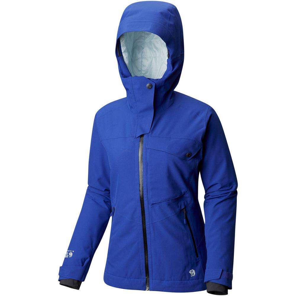 マウンテンハードウェア Mountain Hardwear レディース スキー・スノーボード アウター【Maybird Insulated Ski Jacket 2019】Blue Print