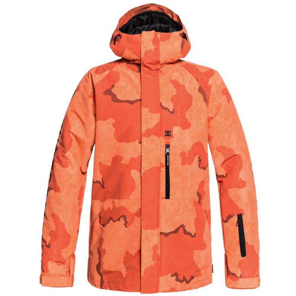 ディーシー DC メンズ スキー・スノーボード アウター【Ripley Snowboard Jacket 2019】Red Orange DCU Camo Men