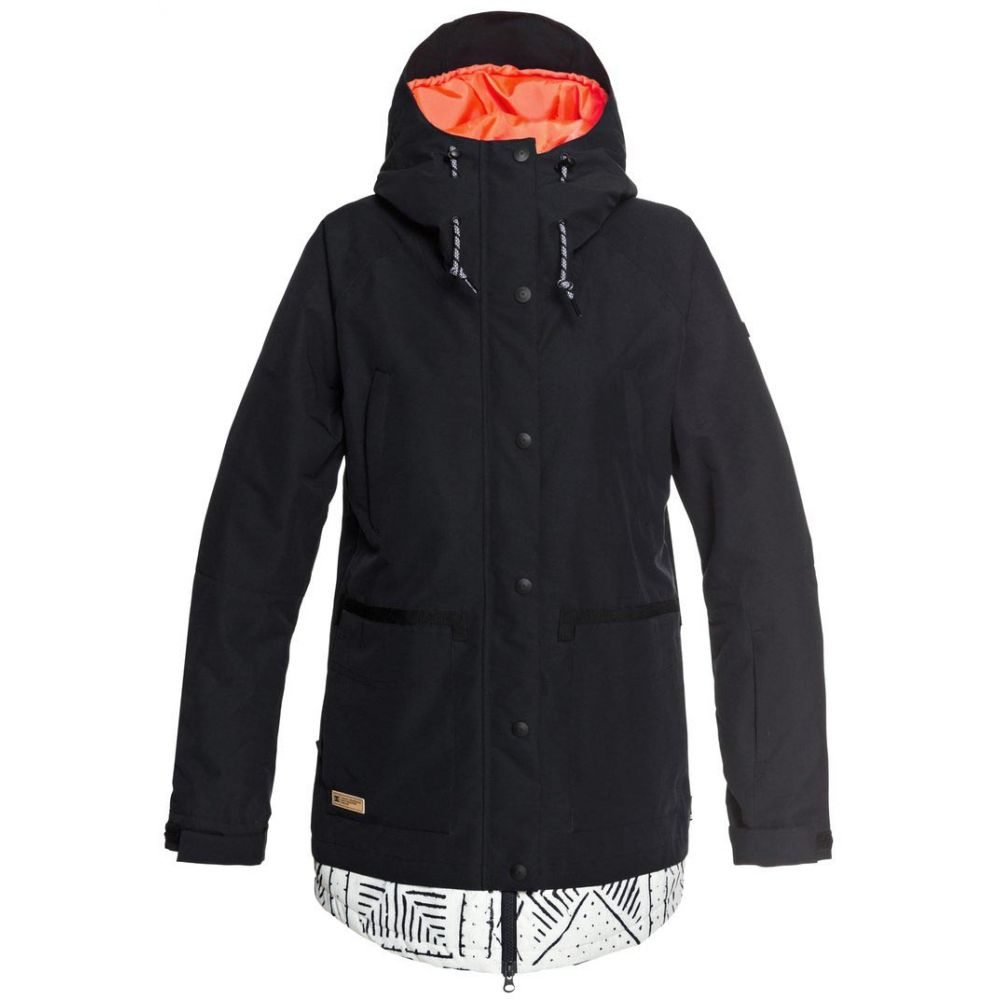ディーシー DC レディース スキー・スノーボード アウター【Riji Snowboard Jacket 2019】Black