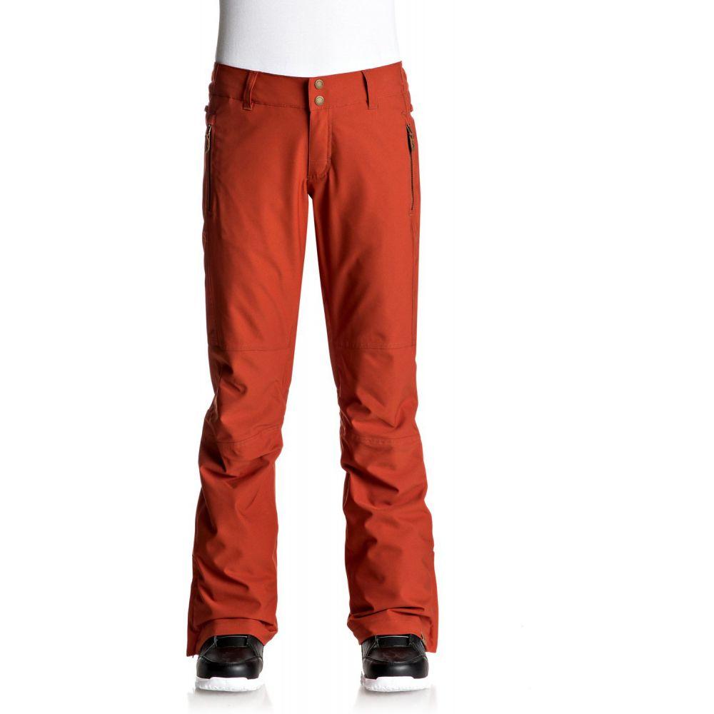 ロキシー Roxy レディース スキー・スノーボード ボトムス・パンツ【Cabin Snowboard Pants】Rooibos Tea