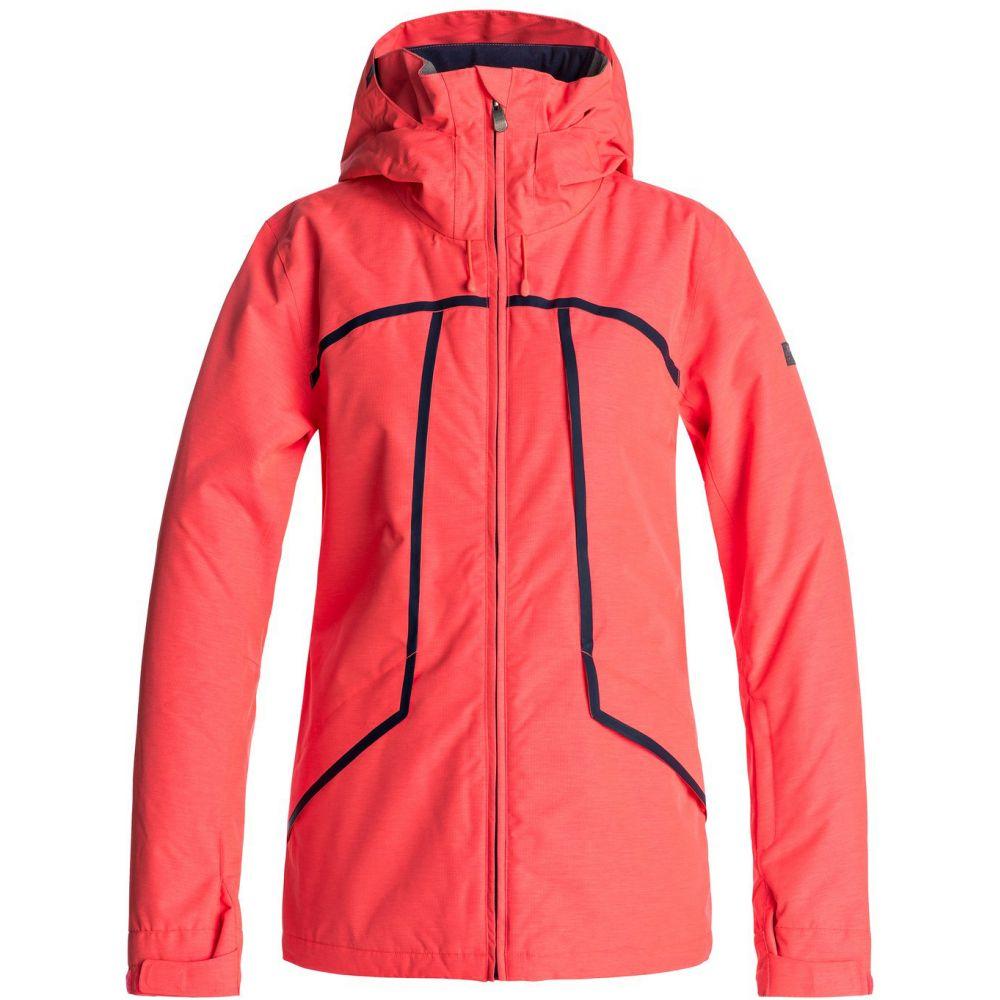 ロキシー Roxy レディース スキー・スノーボード アウター【Wildlife Snowboard Jacket】Neon Grapefruit