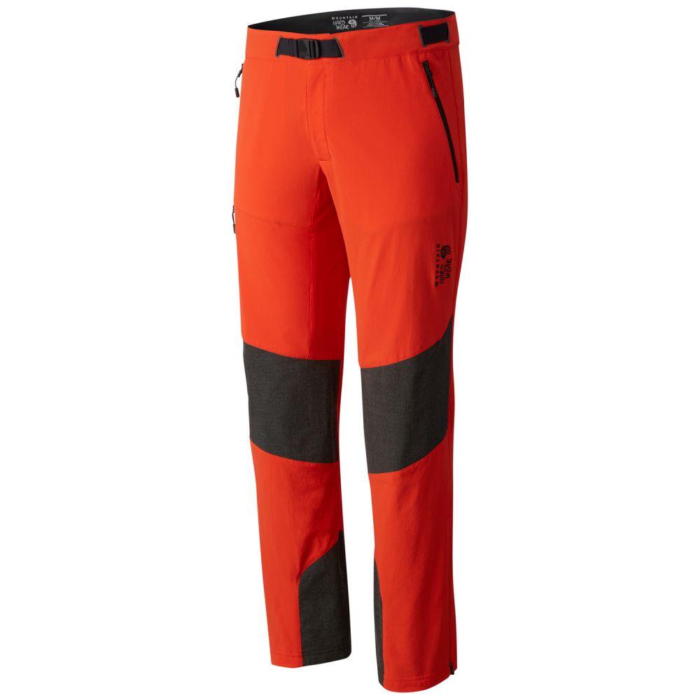 マウンテンハードウェア Mountain Hardwear メンズ スキー・スノーボード ボトムス・パンツ【Dragon Long Ski Pants】State Orange