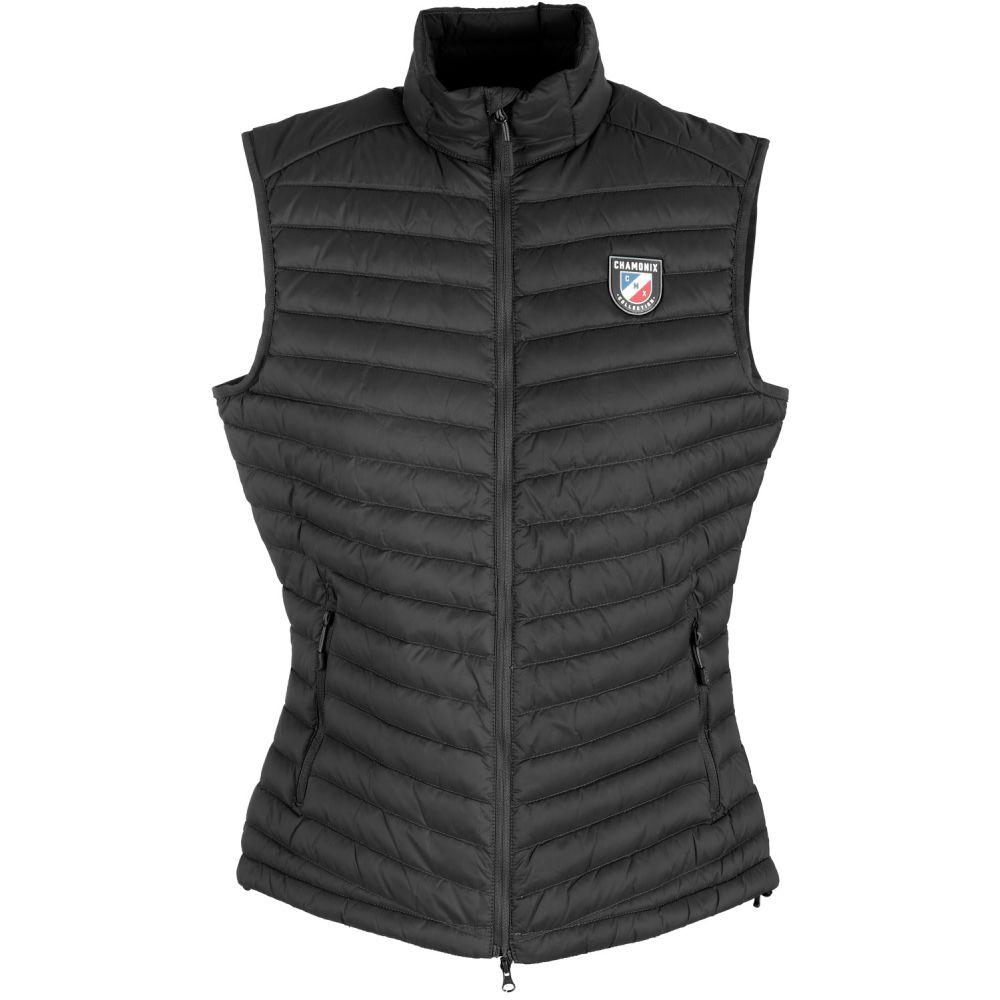 シャモニー Chamonix レディース トップス ベスト・ジレ【Cailly Down Vest】Black