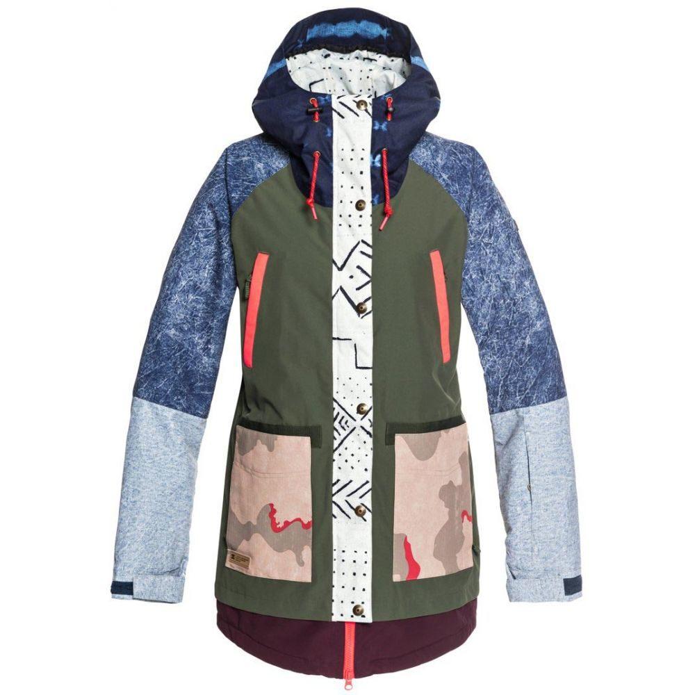 ディーシー DC レディース スキー・スノーボード アウター【Riji SE Snowboard Jacket 2019】Multi Repurpose RI