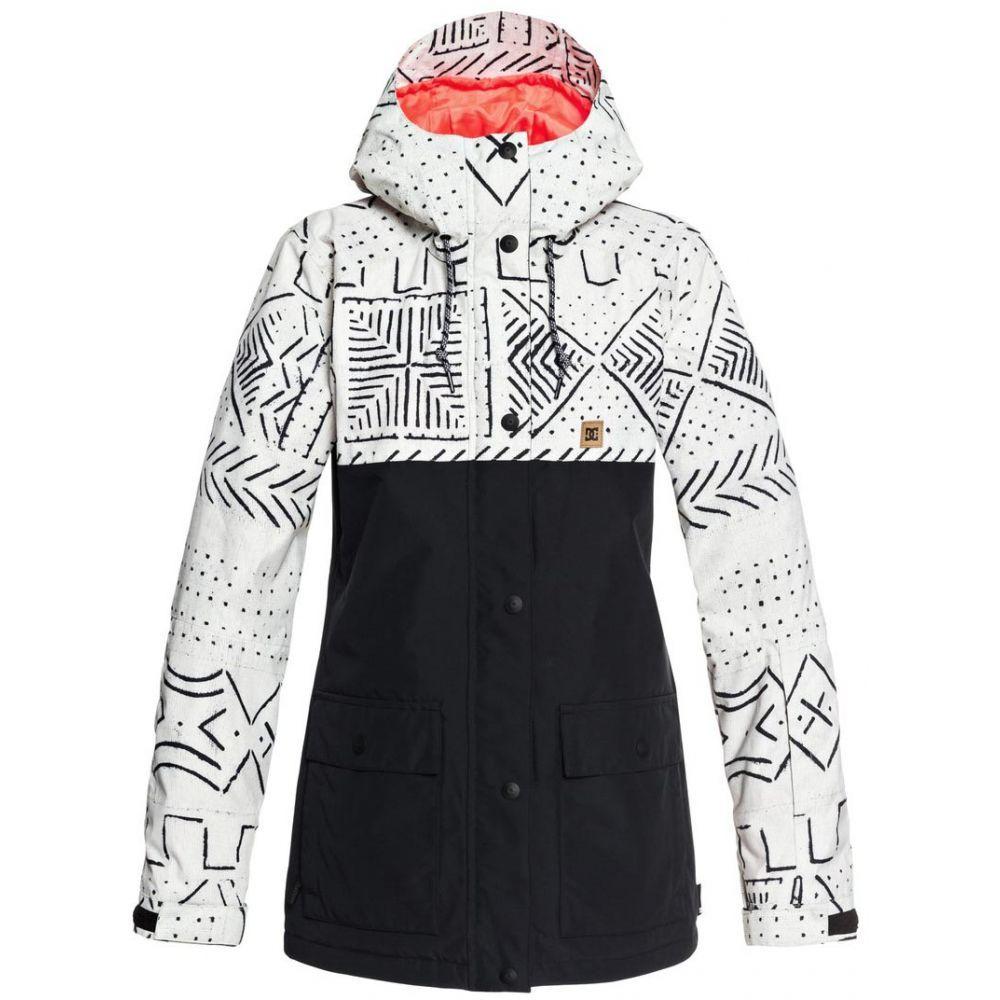 ディーシー DC レディース スキー・スノーボード アウター【Cruiser Snowboard Jacket 2019】Silver Birch Mud Cloth A