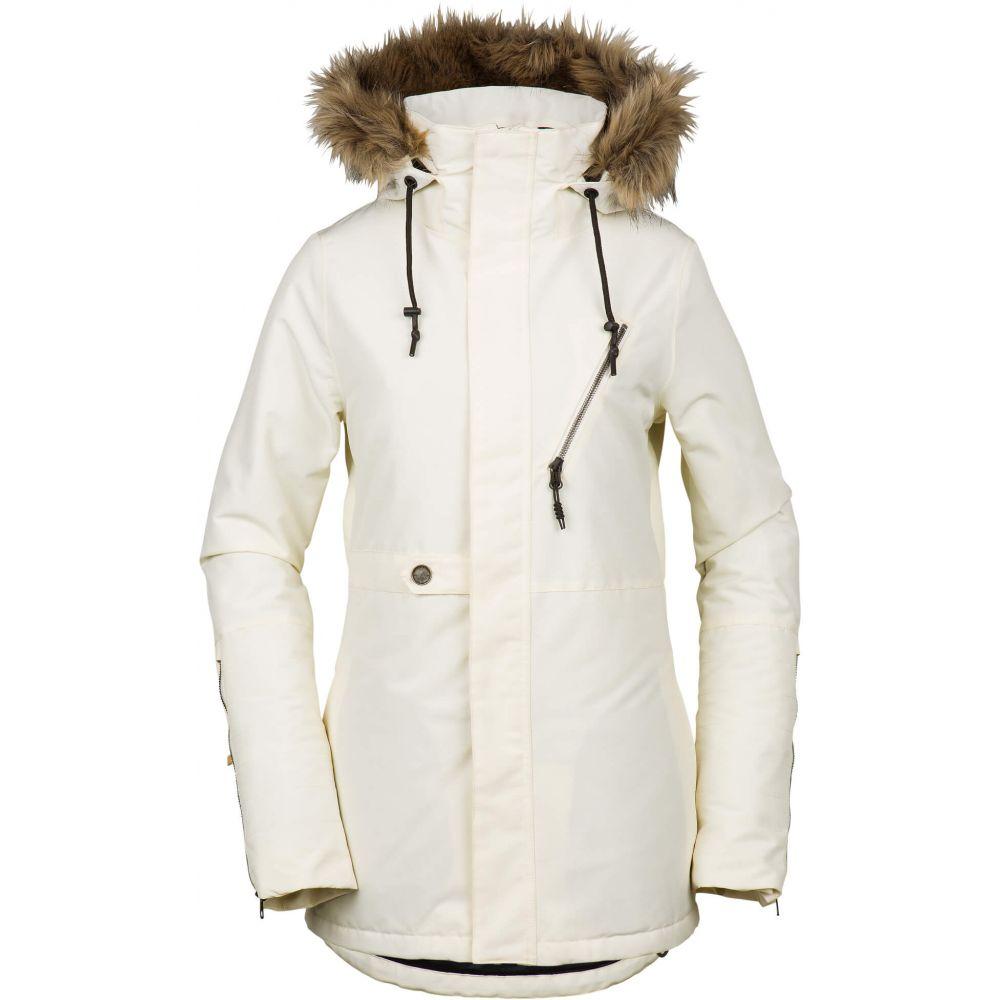 ボルコム Volcom レディース スキー・スノーボード アウター【Eva Insulated Gore-Tex Snowboard Jacket 2019】Bone