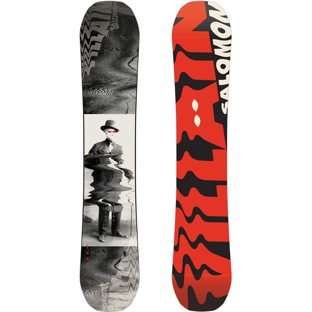 サロモン Salomon メンズ スキー・スノーボード ボード・板【The Villain Wide Snowboard 2019】
