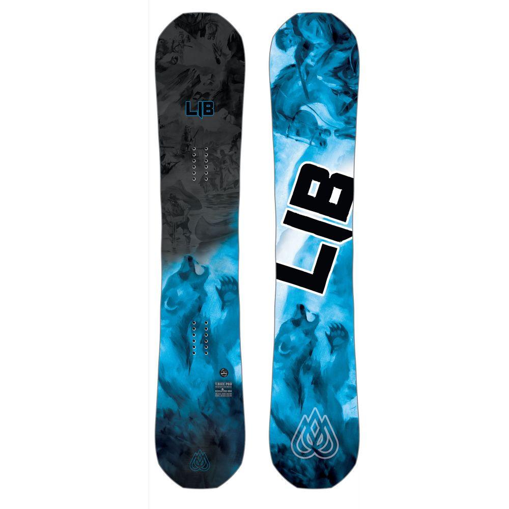 リブテック Lib Tech メンズ スキー・スノーボード ボード・板【T. Rice Pro HP Wide Blem Snowboard 2019】