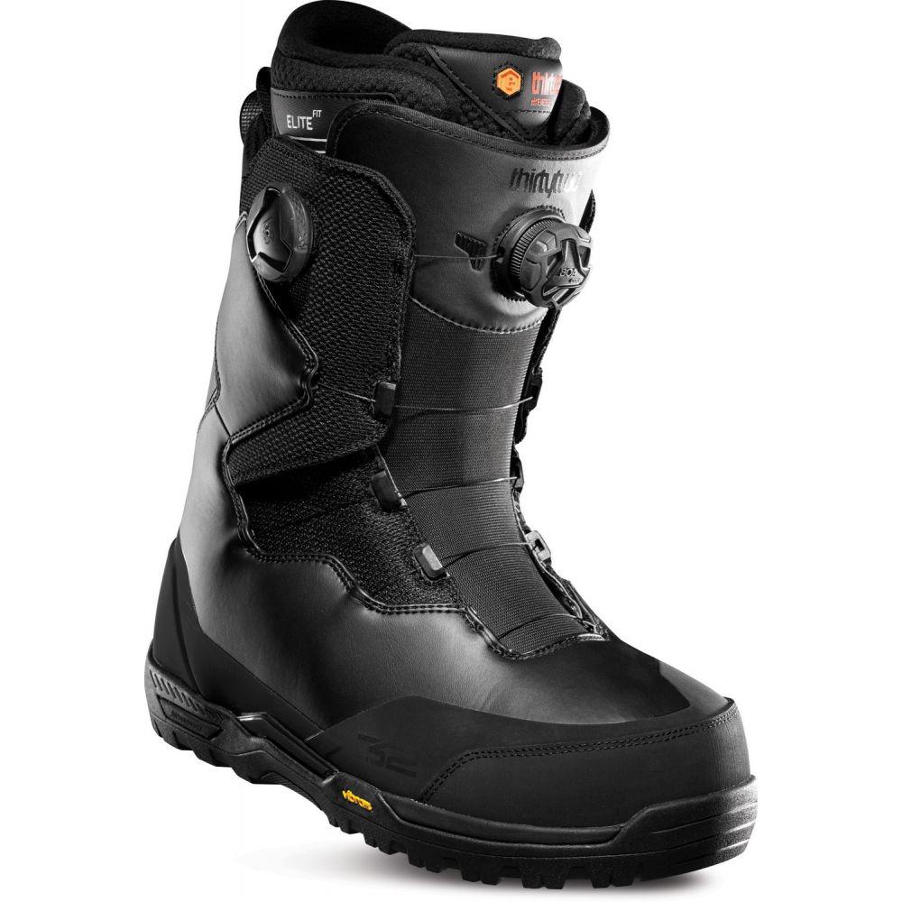 サーティーツー Thirty Two メンズ スキー・スノーボード シューズ・靴【32 - Focus BOA Snowboard Boots 2019】Black