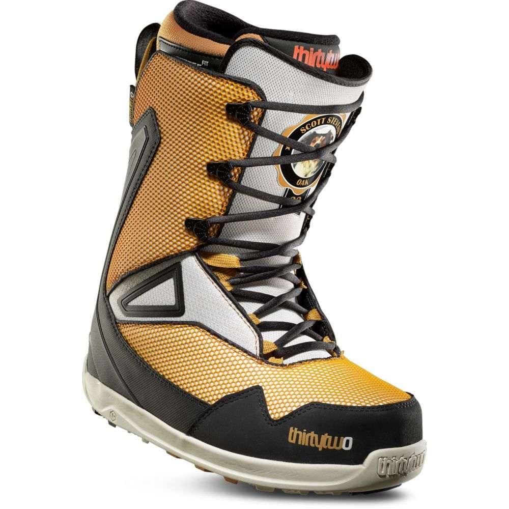 サーティーツー Thirty Two メンズ スキー・スノーボード シューズ・靴【32 - TM-2 Scott Stevens Snowboard Boots 2019】White/Brown/Black
