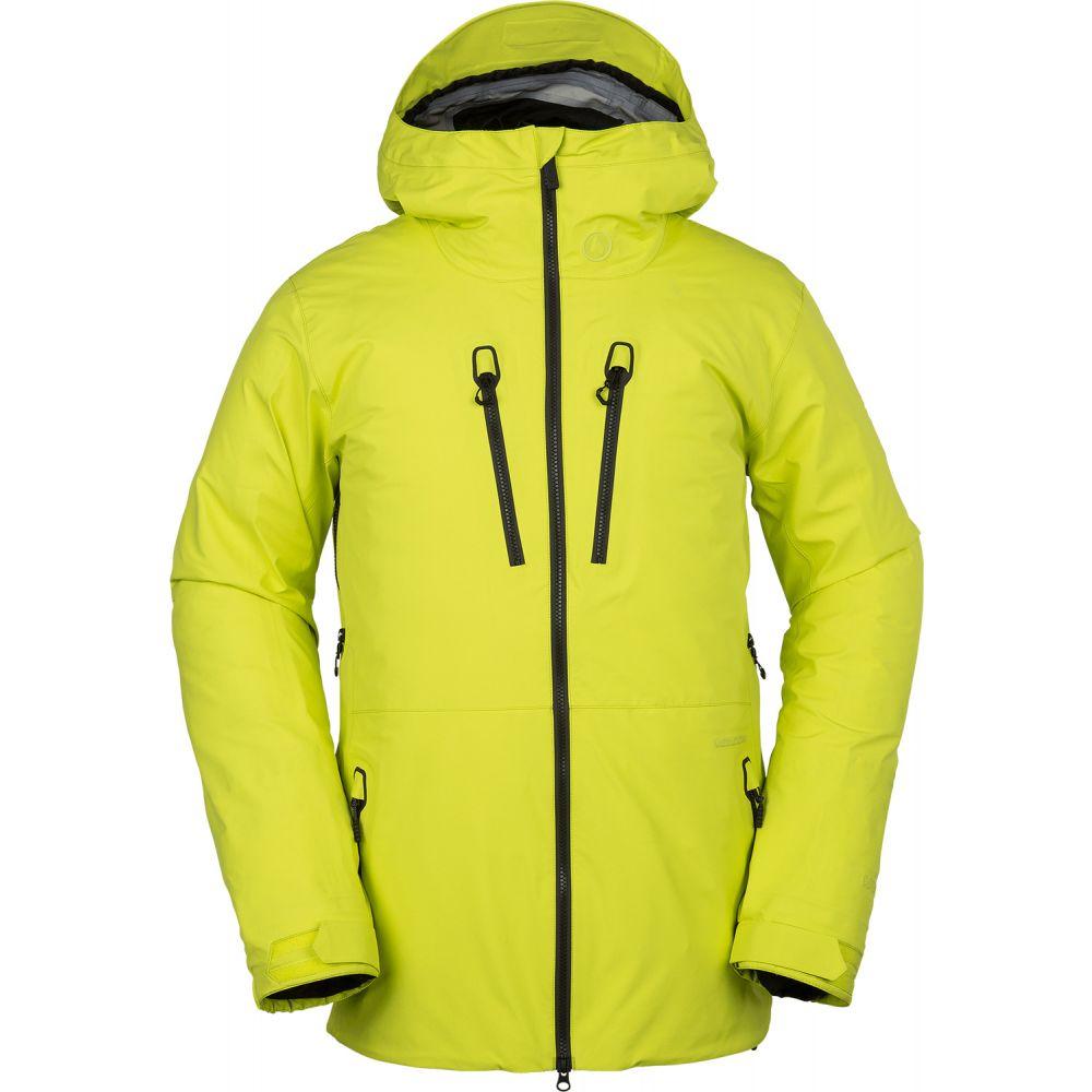 ボルコム Volcom メンズ スキー・スノーボード アウター【TDS INF Gore-Tex Snowboard Jacket 2019】Lime