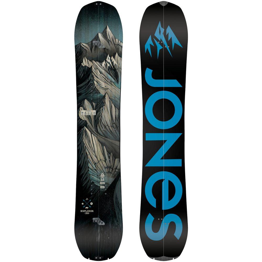 ジョーンズ Jones メンズ スキー・スノーボード ボード・板【Explorer Splitboard 2019】