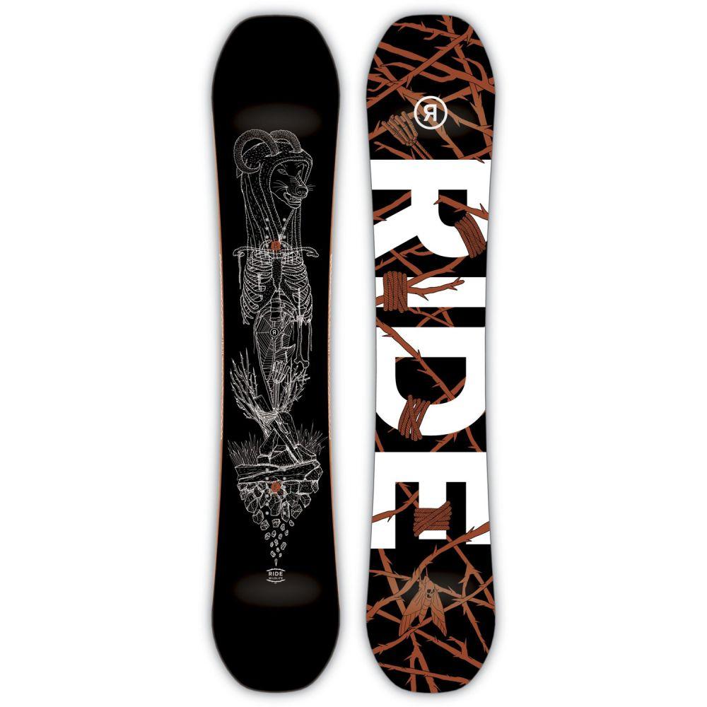 ライド Ride メンズ スキー・スノーボード ボード・板【Wild Life Snowboard 2019】