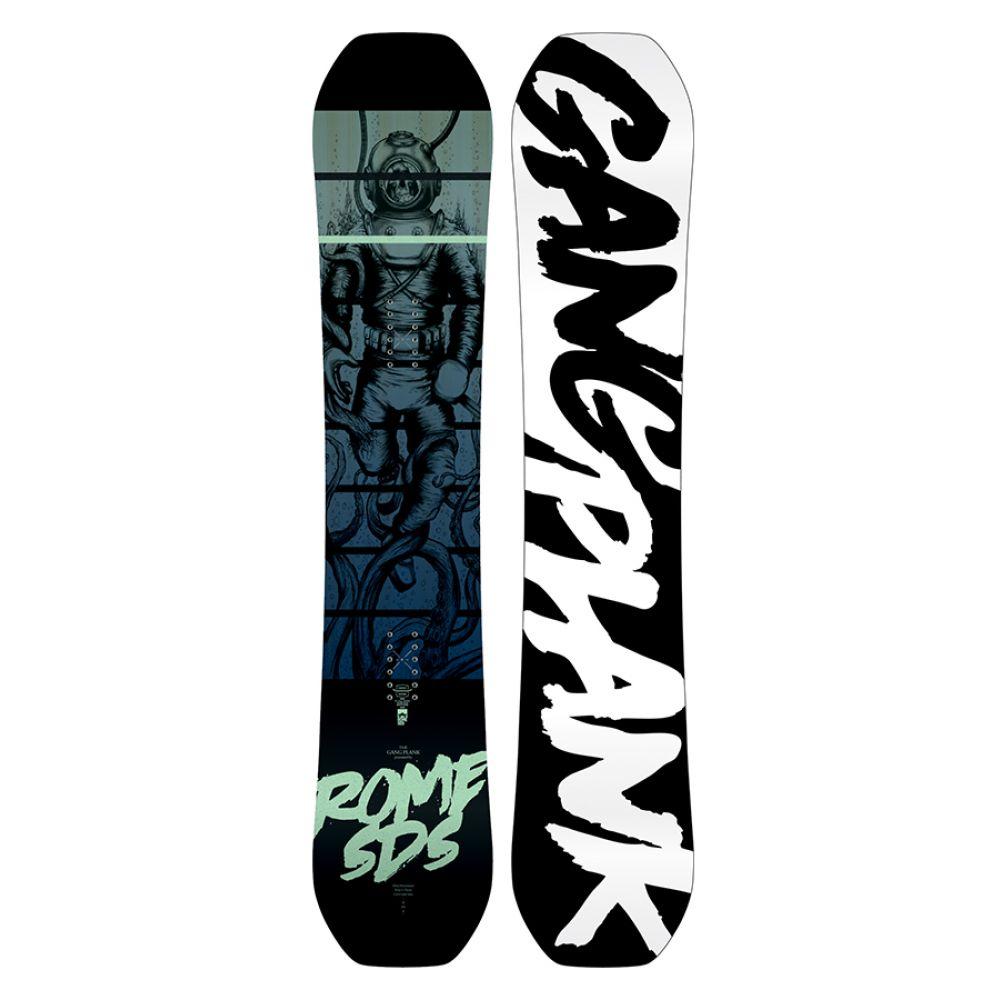 ローマー Rome メンズ スキー・スノーボード ボード・板【Gang Plank Snowboard 2019】