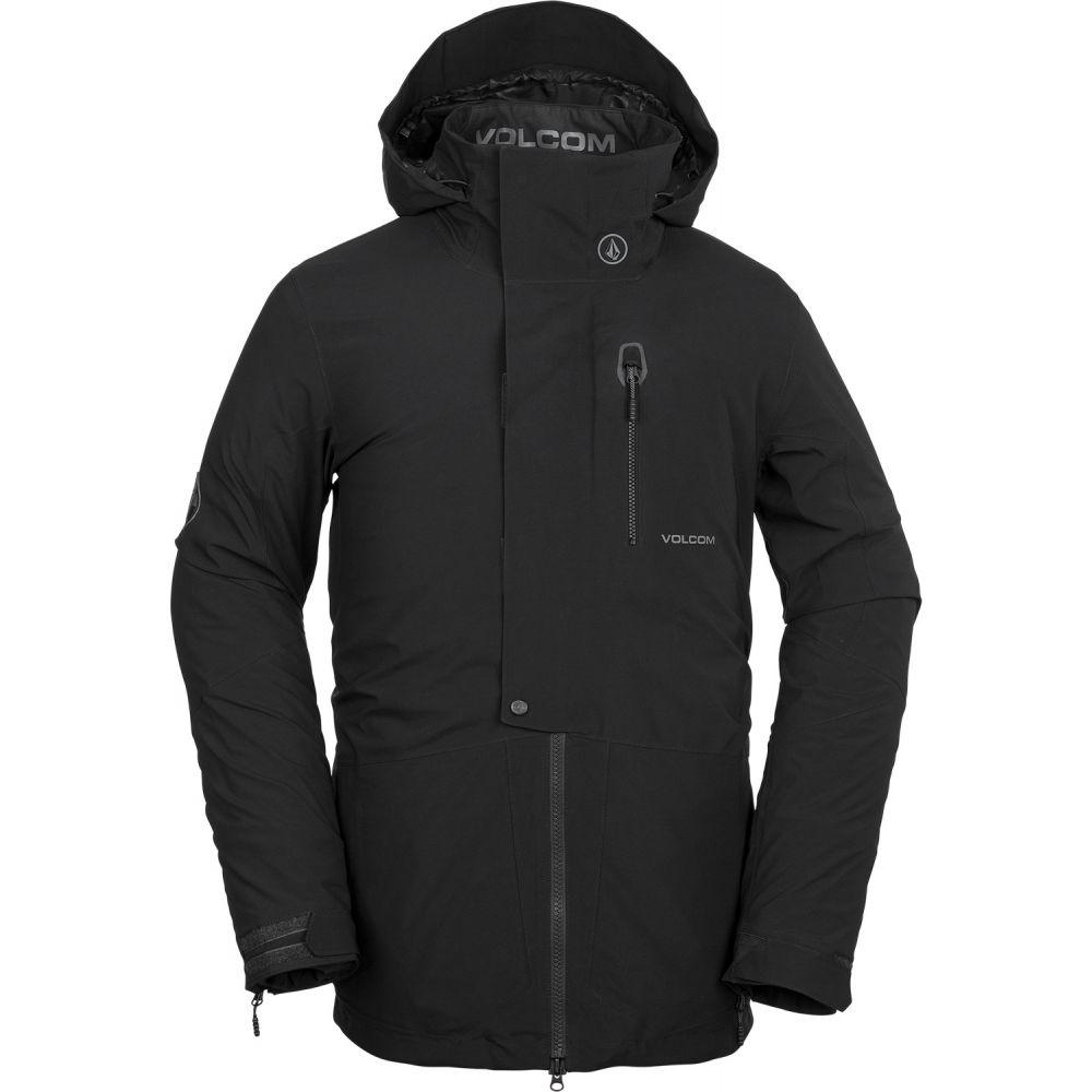 ボルコム Volcom メンズ スキー・スノーボード アウター【Bl Stretch Gore-Tex Snowboard Jacket 2019】Black