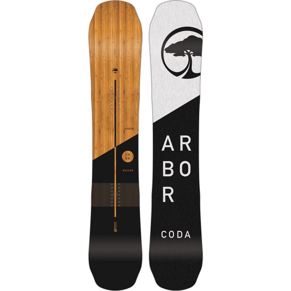 アーバー Arbor メンズ スキー・スノーボード ボード・板【Coda Rocker Snowboard 2019】