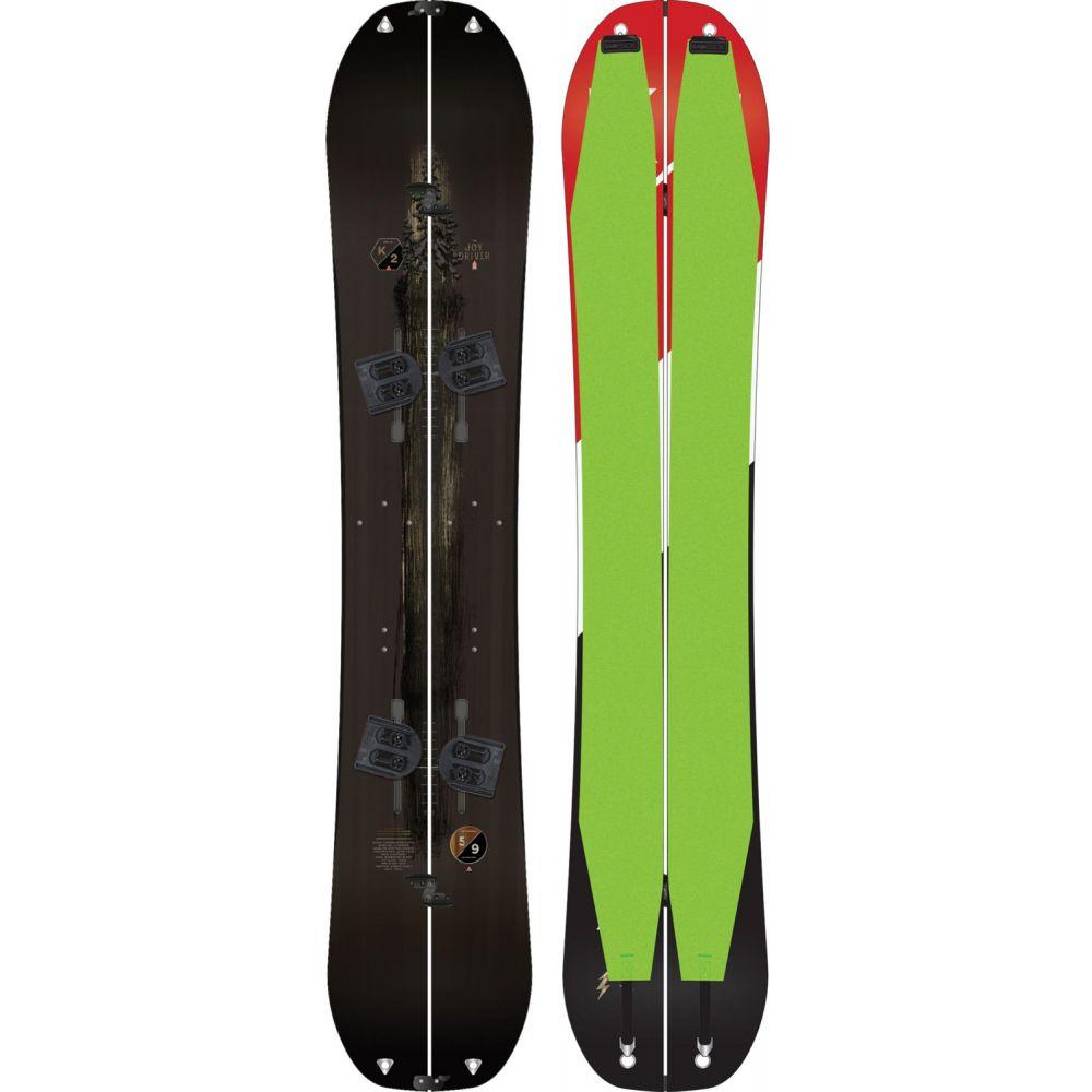 ケーツー K2 メンズ スキー・スノーボード ボード・板【Joy Driver Splitboard Package 2019】