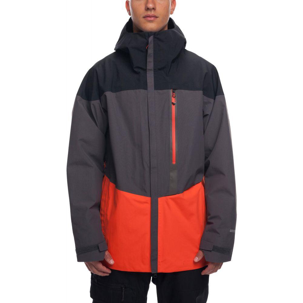 シックス エイト シックス 686 メンズ スキー・スノーボード アウター【GT Gore-Tex Snowboard Jacket 2019】Infrared Colorblock