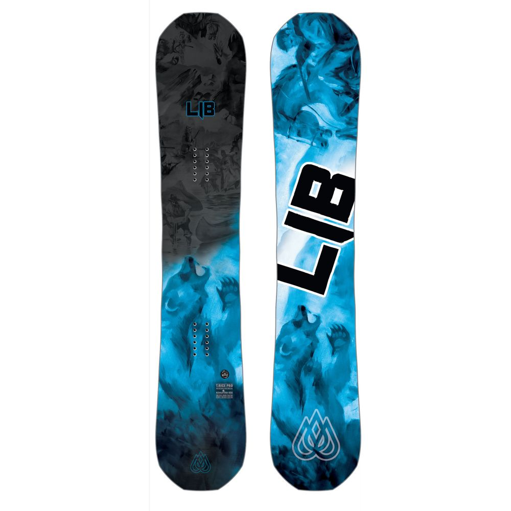 リブテック Lib Tech メンズ スキー・スノーボード ボード・板【T. Rice Pro HP Blem Snowboard 2019】
