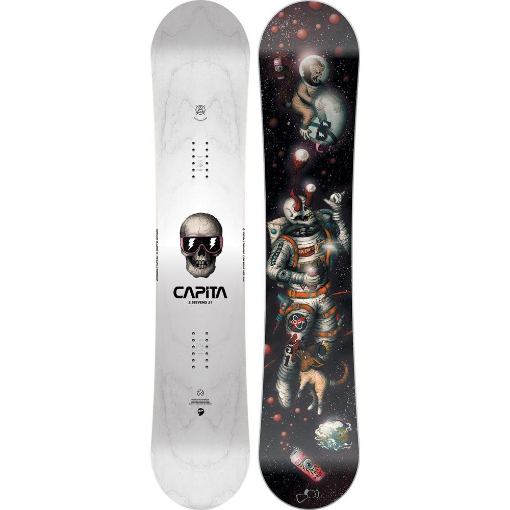 キャピタ CAPiTA メンズ スキー・スノーボード ボード・板【Scott Stevens Pro Snowboard 2019】