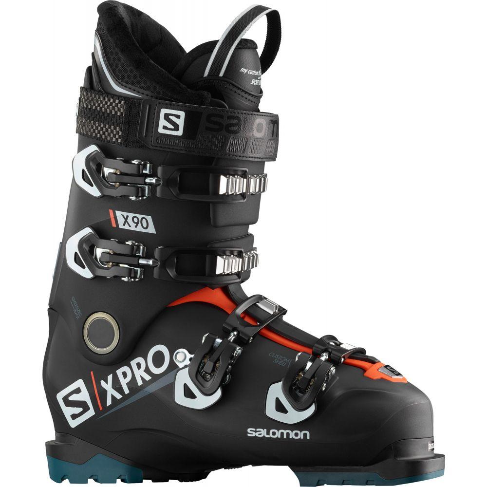 サロモン Salomon メンズ スキー・スノーボード シューズ・靴【X Pro X90 CS Ski Boots 2019】Black/White/Blue