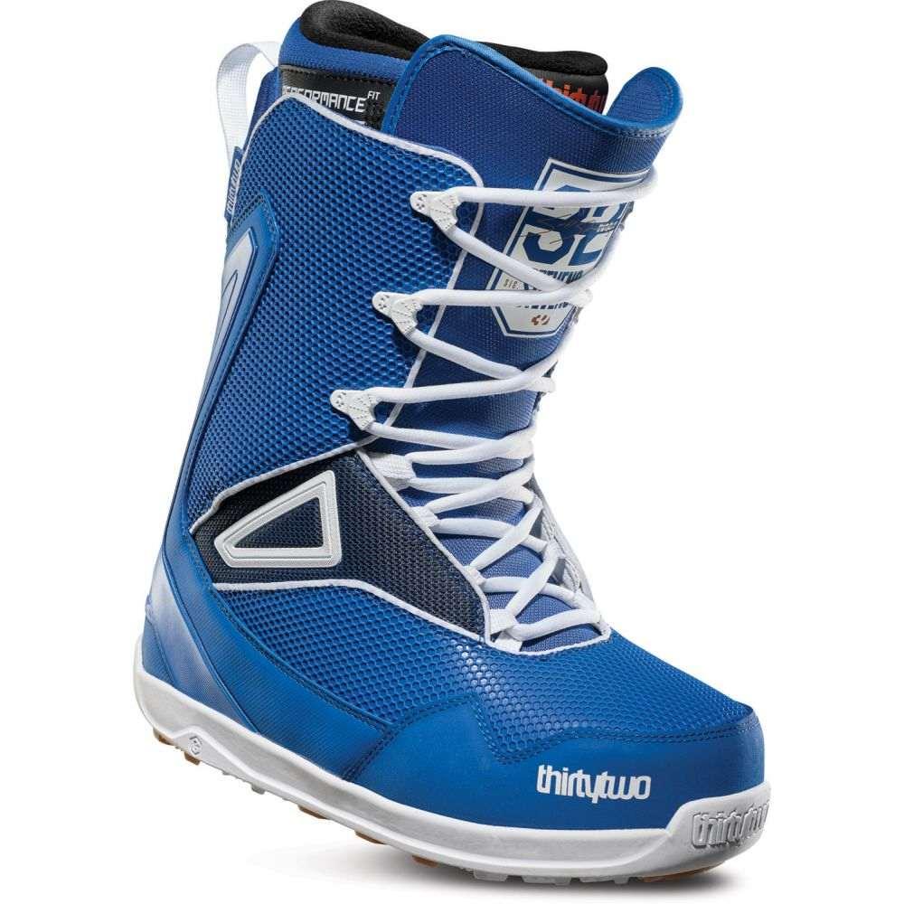 サーティーツー Thirty Two メンズ スキー・スノーボード シューズ・靴【32 - TM-2 Scott Stevens Snowboard Boots 2019】Blue/White/Gum