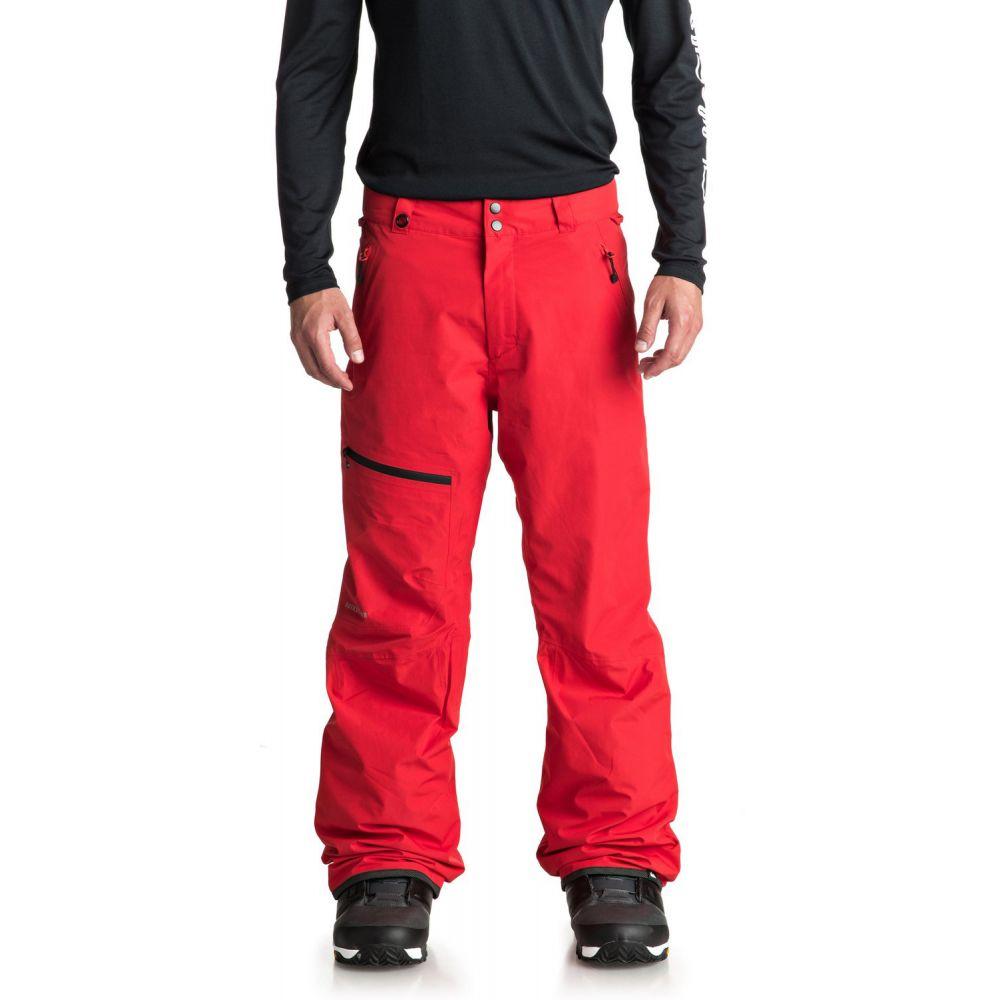 クイックシルバー Quiksilver メンズ スキー・スノーボード ボトムス・パンツ【Forever 2L Gore-Tex Snowboard Pants 2019】Flame