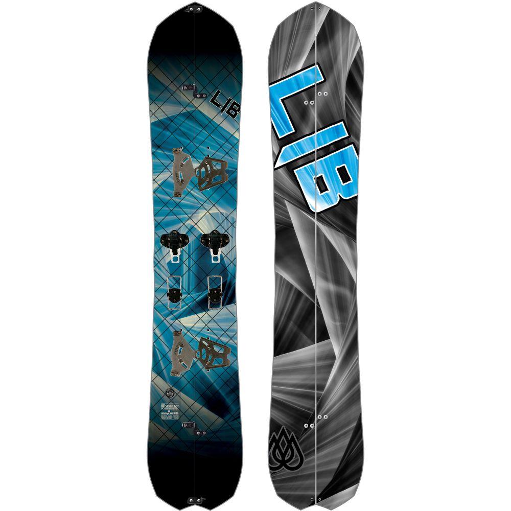 リブテック Lib Tech メンズ スキー・スノーボード ボード・板【T. Rice Gold Member FP Blem Splitboard 2019】