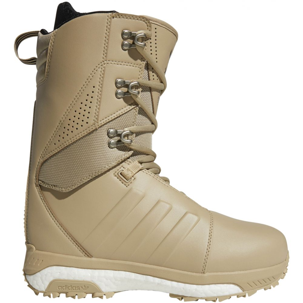 アディダス Adidas メンズ スキー・スノーボード シューズ・靴【Tactical Adv Snowboard Boots 2019】Raw Gold/Raw Gold/Footwear White