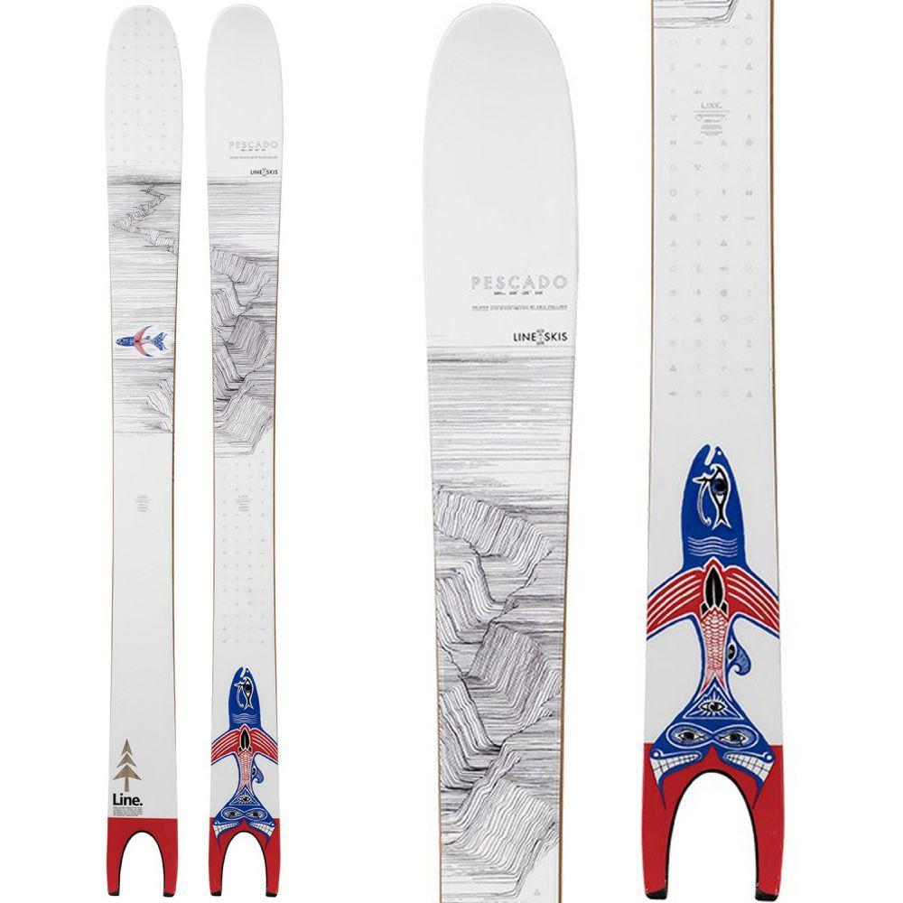 ライン Line メンズ スキー・スノーボード ボード・板【Pescado Skis 2019】
