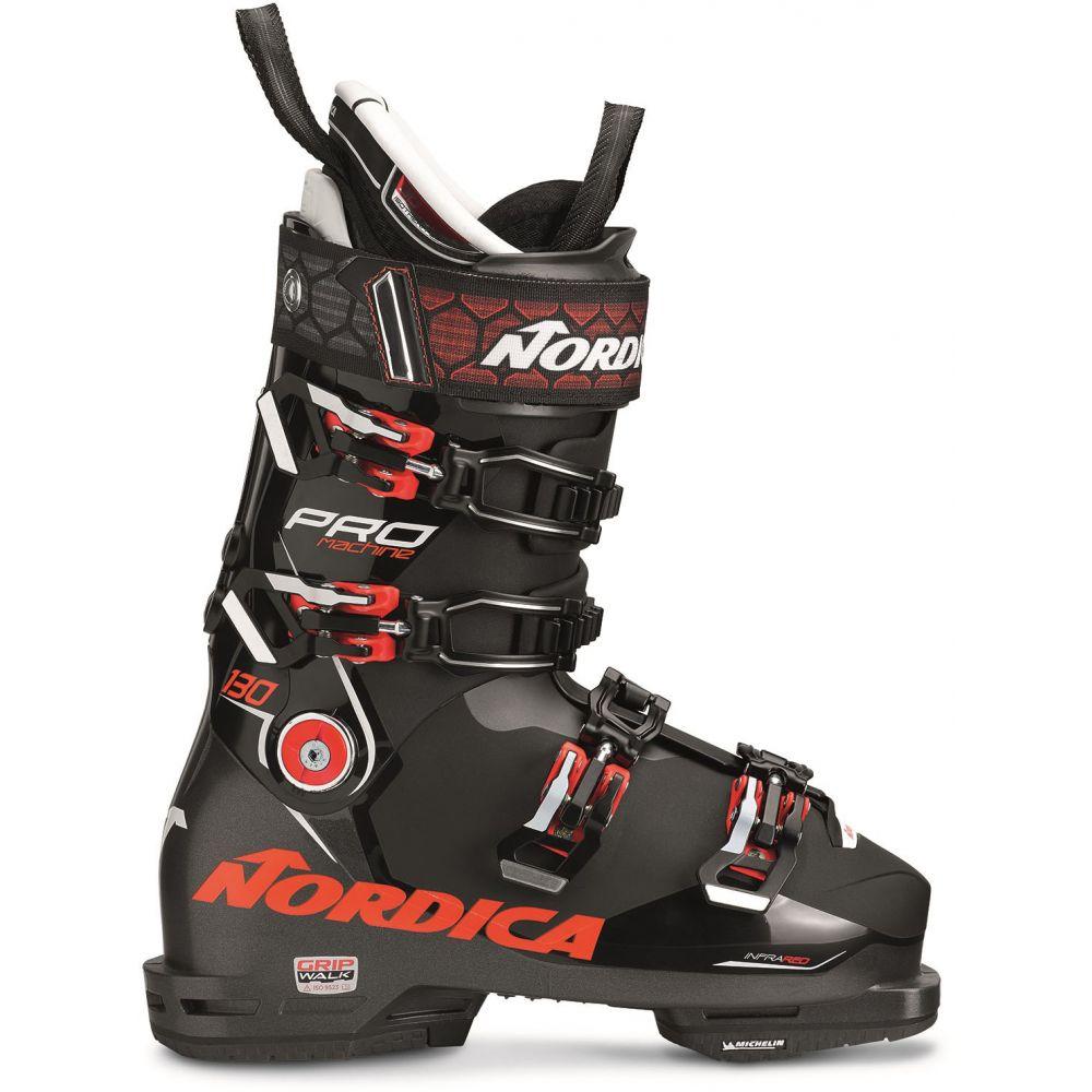 ノルディカ Nordica メンズ スキー・スノーボード シューズ・靴【Promachine 130 Ski Boots 2019】Black/Red