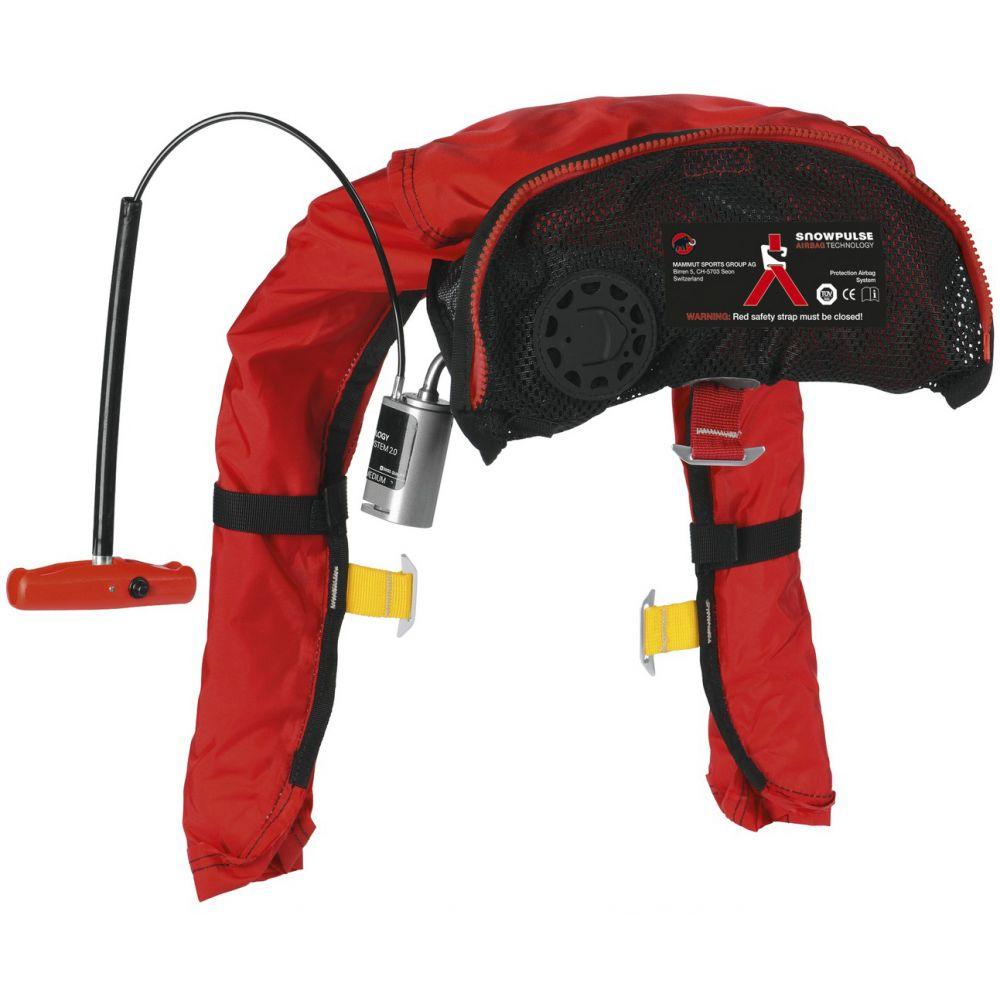 マムート Mammut メンズ スキー・スノーボード ボード・板【Protection Airbag System】Black