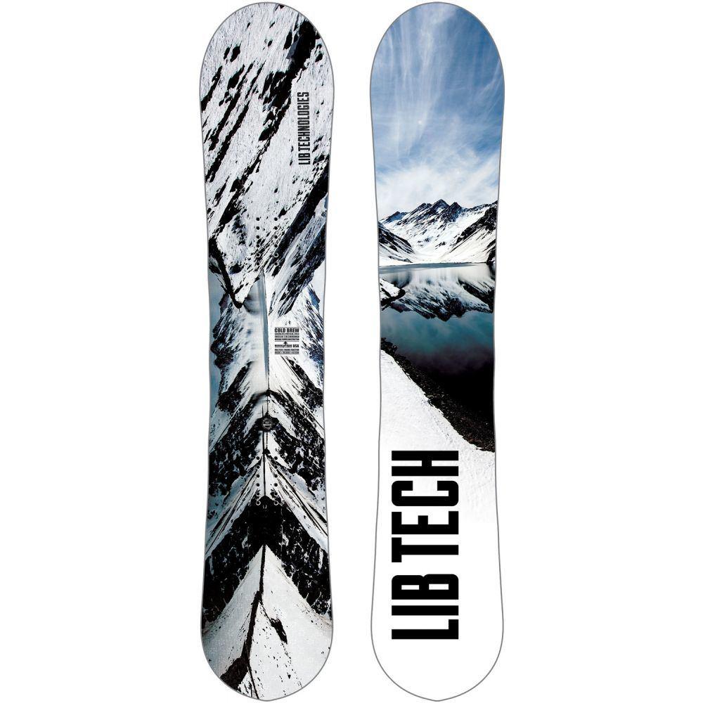リブテック Lib Tech メンズ スキー・スノーボード ボード・板【Cold Brew Snowboard 2019】