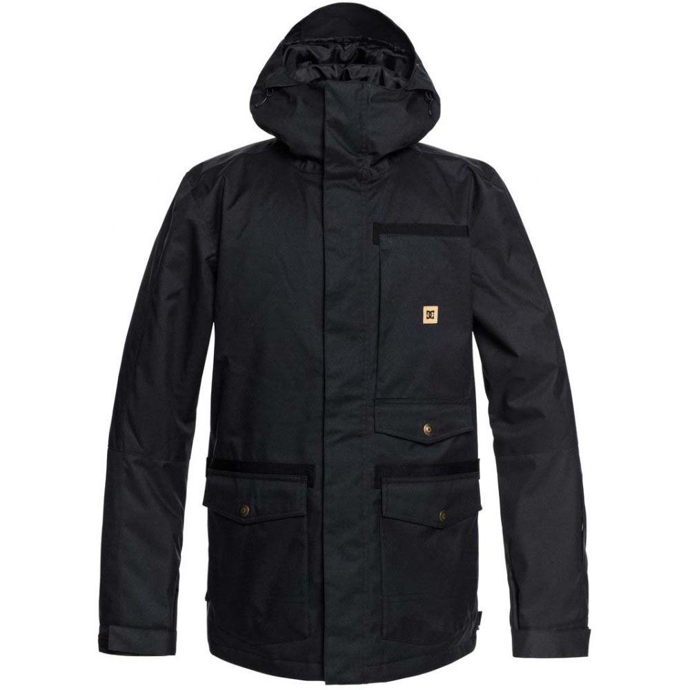 使い勝手の良い ディーシー DC DC メンズ スキー・スノーボード アウター【Servo Jacket Snowboard Jacket メンズ 2019】Black, カー用品卸問屋 NFR:287d9c98 --- clftranspo.dominiotemporario.com